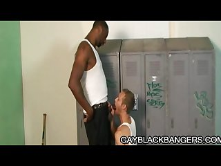 Hole hunter ryan rex gigantic black cock penetrating skinny white ass