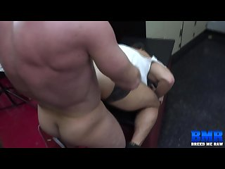 Shay michaels punishes aarin asker