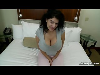 Milf with massive tits getting Smashed