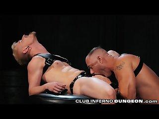 ClubInfernoDungeon Amateur Cumshot & Fetish Daddy Fisted Me