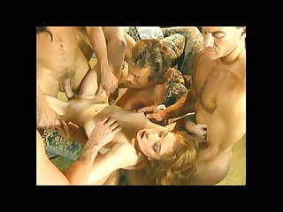 Classic gangbang brittany O connell