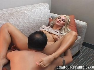 Cameron dee on amateur creampies