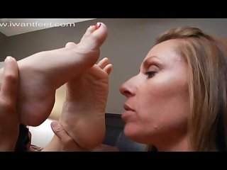 Boss nikki foot fetish exposed