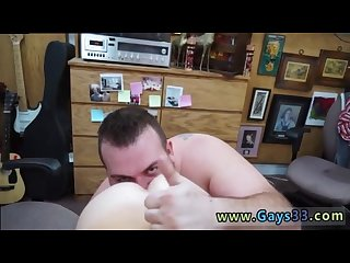 Teen boys world blowjobs gay guy finishes up with ass fuck bang out