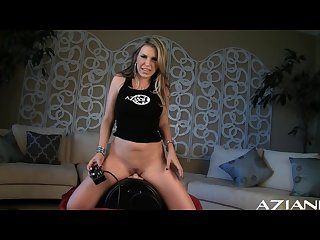 Hot milf loves the intense orgasm from the sybian