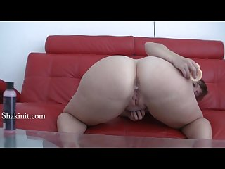 Pawg couch anal