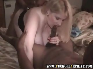 Cuckold archive milfs fucked bt black bulls sissy husbands