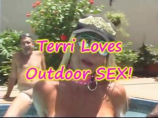 Terri wylder gang bang pool