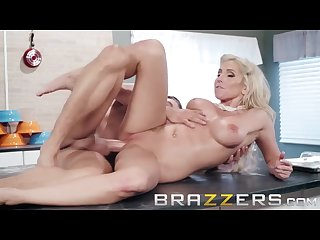 Brazzers chistie stevens knows why bake when you fuck
