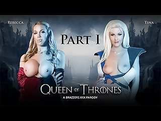 Queen of thrones part 1 a Xxx parody brazzers