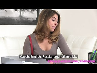 Femaleagent hot kazakhstan russian student