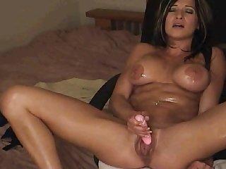 Melyssa buhl dildoing pussy