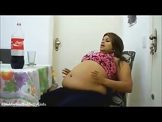 Bbw coke bloat