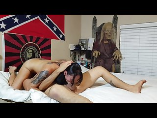 Gia rose teaches the art of deep throat