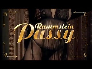 Rammstein pussy rock music video add by jamesxxx71