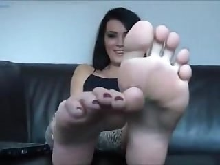 Charley atwell foot tease