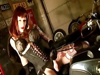 Tara emory biker chick