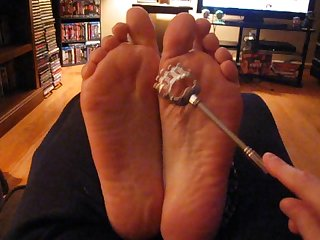 Tickling my girlfriends size 11 s 1 17 16