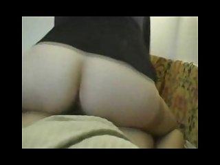 Russian brunette fuck suck pov