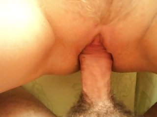HOMEMADE sex super close up pussy cock amateur mature real mom son homemade