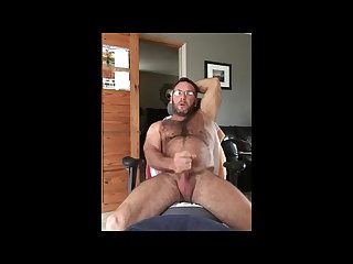 Daddy on cam 020 jerkoff