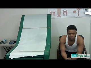 Tyrone mathis Physical exam