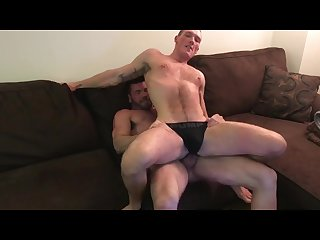 Billy and his Twink share jackson cooper S pussy