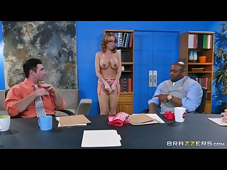 Brazzers britney amber gets gang banged