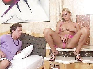 Perverted trannies scene 6