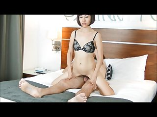 Oral sex with big cumshot finish with a foxy chinese lady cina full