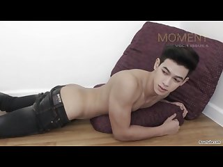 Moment v1 thai amzg handsome boy