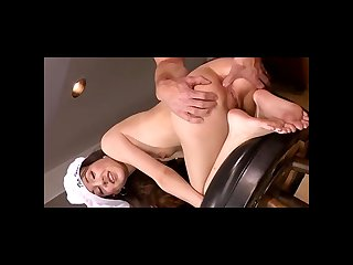 Petite amai liu takes thick meat in her ass