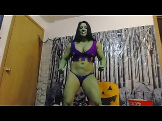 Laurie steele she hulk sore loser