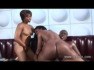 Ebony milfs nyomi banxxx and imani entertain