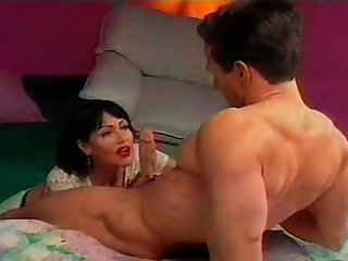 Jeanna fine and peter north