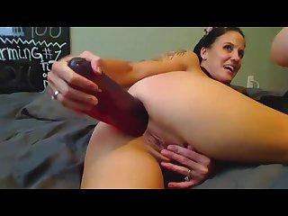 Streamate anal