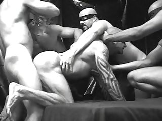 Black White And Hot - Scene 2