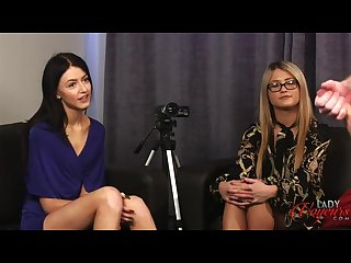 Shannon vito connie george filming you