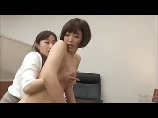 Japanese resbian mizuno asahi yuu kawakami