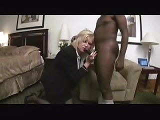 Mature getting some bbc