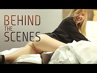 Funniest behind the scenes cherry grace