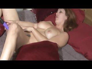 Spanking a horny girl