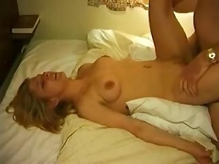 Sexy wife fucked hard by stranger