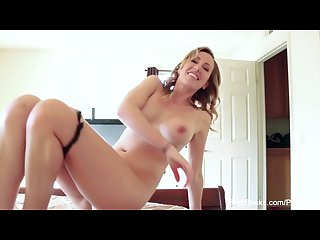 Blonde brett rossi gives an amazing pov blowjob
