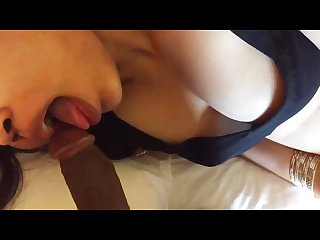 Desi bengali Aunty gives hot blowjob to mr hussain