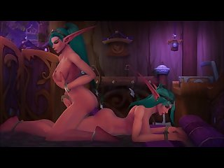 World of warcraft porn compilation 3