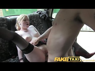 Faketaxi media girl loves the infamous taxi cock