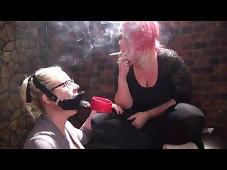 Smoking torture