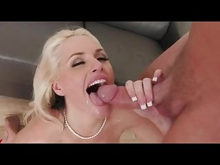 Alena croft swallow cum compilation