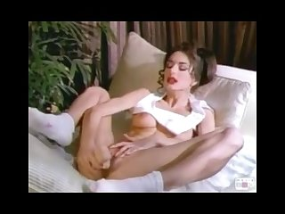 Rebecca lord masturbate on bed